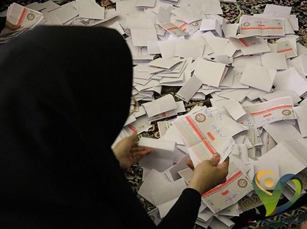 نتایج نهایی آرای منتخبان تهران اعلام شد