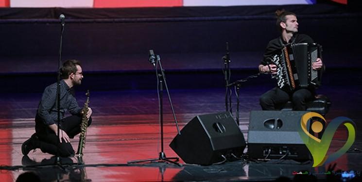 هفتمین روز از جشنواره موسیقی فجر/ غوغای فرانسویها در تالار وحدت