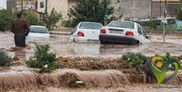 خسارت ۸۷۰ میلیارد تومانی سیلاب اخیر به جادهها / ۸۵۶ راه روستایی بازگشایی شد
