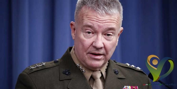 فرمانده تروریستهای آمریکایی: ایران دنبال بیرون راندن ما از منطقه است