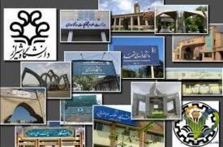 فهرست دانشگاههای برتر آسیا در سال ۲۰۲۰ منتشرشد/حضور ۵ دانشگاه ایرانی در میان ۱۰۰ دانشگاه برتر