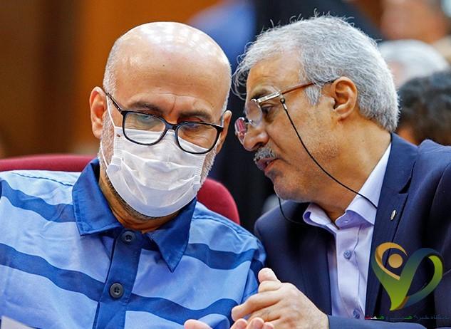 دومین جلسه دادگاه اکبر طبری  / طبری: هیچ کدام از اتهامات را قبول ندارم؛ / ۲۰ سال به قوه قضائیه خدمت صادقانه کردم.