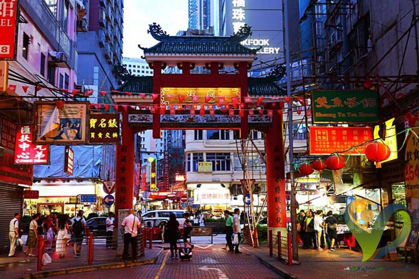 آزمایش گسترده کرونا در هنگ کنگ