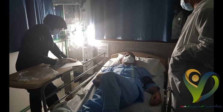 سکته قلبی عضو هیئت رئیسه مجلس  امیرآبادی در بیمارستان بستری شد