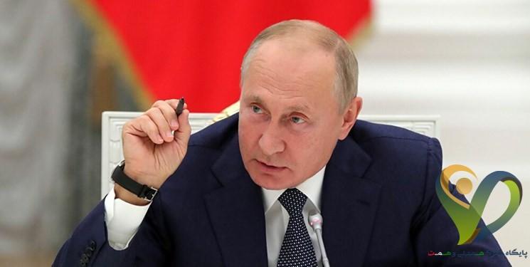 تاکید «پوتین» بر ضرورت برقراری سریع آتش بس در منطقه قرهباغ