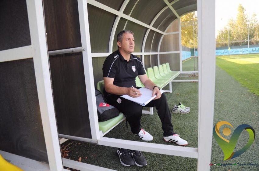 اسکوچیچ: فهرست تیم ملی قابل تغییر است/ از حالا به فکر اردوی بعدی هستم