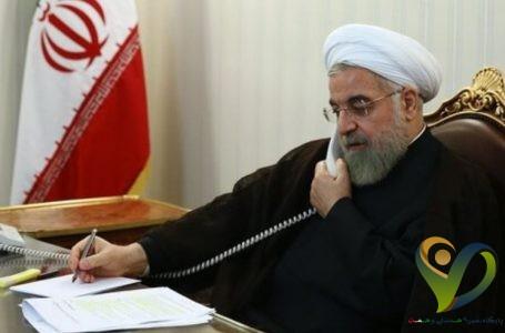 روحانی: منطقه ما تاب بی ثباتی و جنگ جدید را ندارد