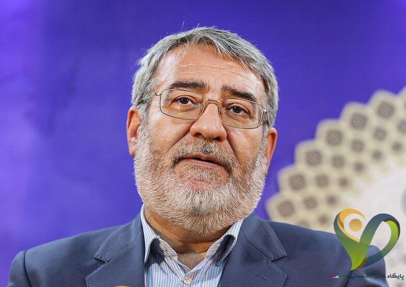 وزیر کشور: برگزاری انتخابات ریاست جمهوری در دو روز بعید است