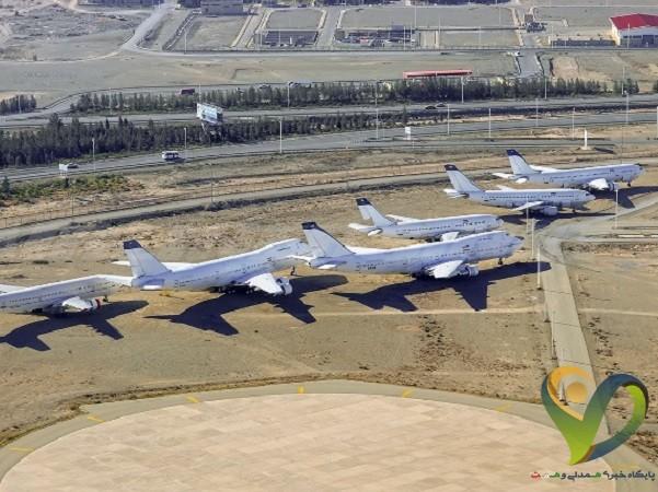 ۸ هواپیمای مسافربری وارد کشور شد / ورود ۱۶ هواپیمای دیگر تا پایان سال